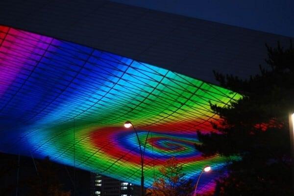 מרכז הסינמה בבוסאן, דרום קוריאה. פרויקט חדש של DOWIN לקוח ותיק של פוליגל