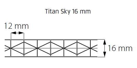 TITAN SKY 16mm